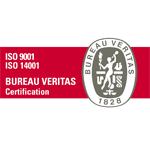 Bureau Veritas ISO 9001 & ISO 14001
