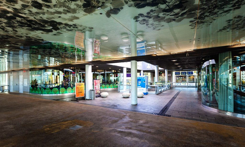 KK-Palokonsultti Oy, referenssit - Espoon rautatieasema, Espoo