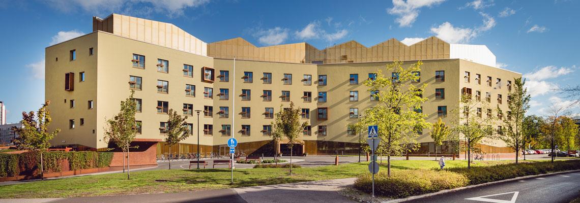 Leppävaaran elä ja asu -seniorikeskus, Espoo