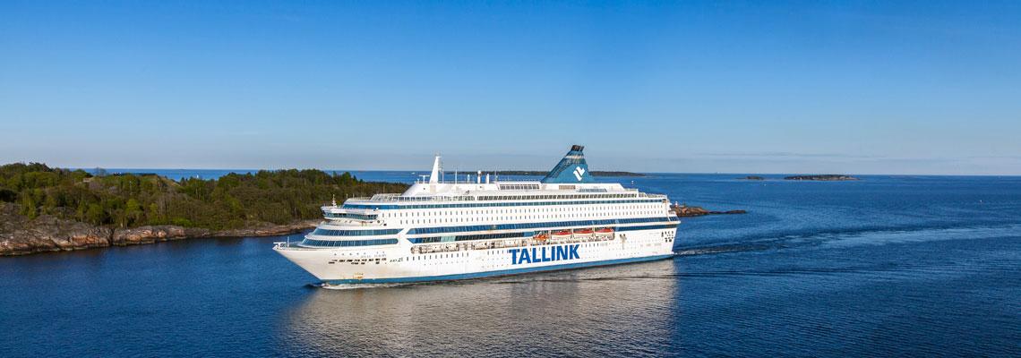 Silja Europe (kuva: AS Tallink Grupp)
