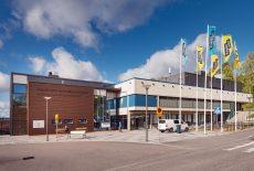 KK-Palokonsultti Oy, references - Leppävaara Swimming Hall, Espoo