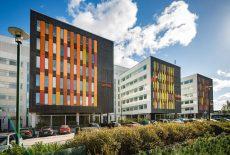 KK-Palokonsultti Oy, references - Sola Business Valley, Espoo