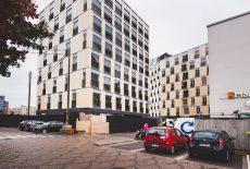 KK-Palokonsultti Oy, references - Wood City, Helsinki